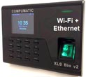 WiFi Biometric time clock