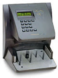 Icon Time Systems HandPunch 1000, HP 1000 biometric time clock.