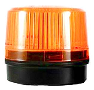 DC strobe light