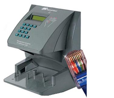 HandPunch 4000E with 500 employee software