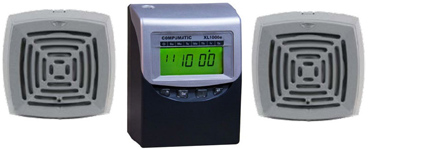 bell timer with buzzers