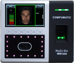 MB1000 facial recognition system